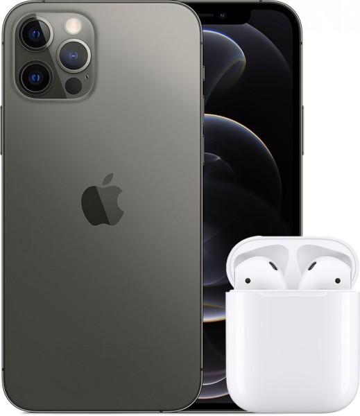Apple iPhone 12 Pro Max + Air Pods (2.GEN)